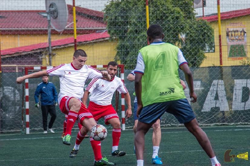 IASI: CUPA FIRMELOR - Programul meciurilor de sambata, 5 decembrie