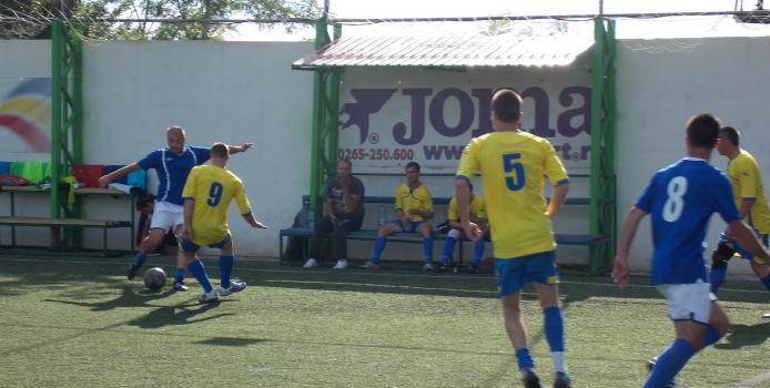 Tulcea - Liga DeHondol - 2012 - 2013 - Etapa 28