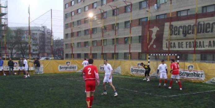 IASI: Cupa DTSJ la minifotbal - Grupele si programul competitiei
