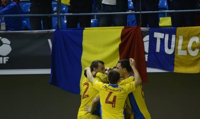 Romania, in sferturile miniEURO