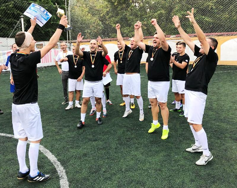 Primăria Motru s-a impus la ediția a doua a Cupei Primăriilor din Gorj!
