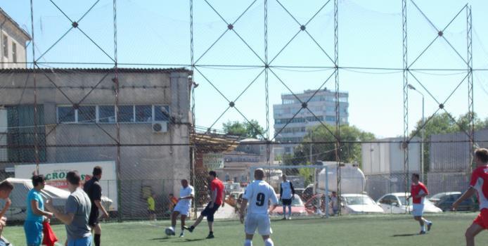 Tulcea - Liga DeHondol - 2012 - 2013 - Etapa 24