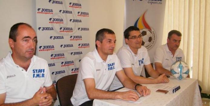 IASI: Conducerea Federatiei de Minifotbal din Romania, prezenta la CUPA UNIRII
