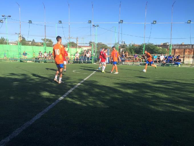 Tulcea - Liga DeHondol 2015-2016 - Etapa 1