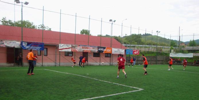 Clasamente Campionatul de minifotbal Salaj Liga Bergenbier, ed. 2009 - 2010