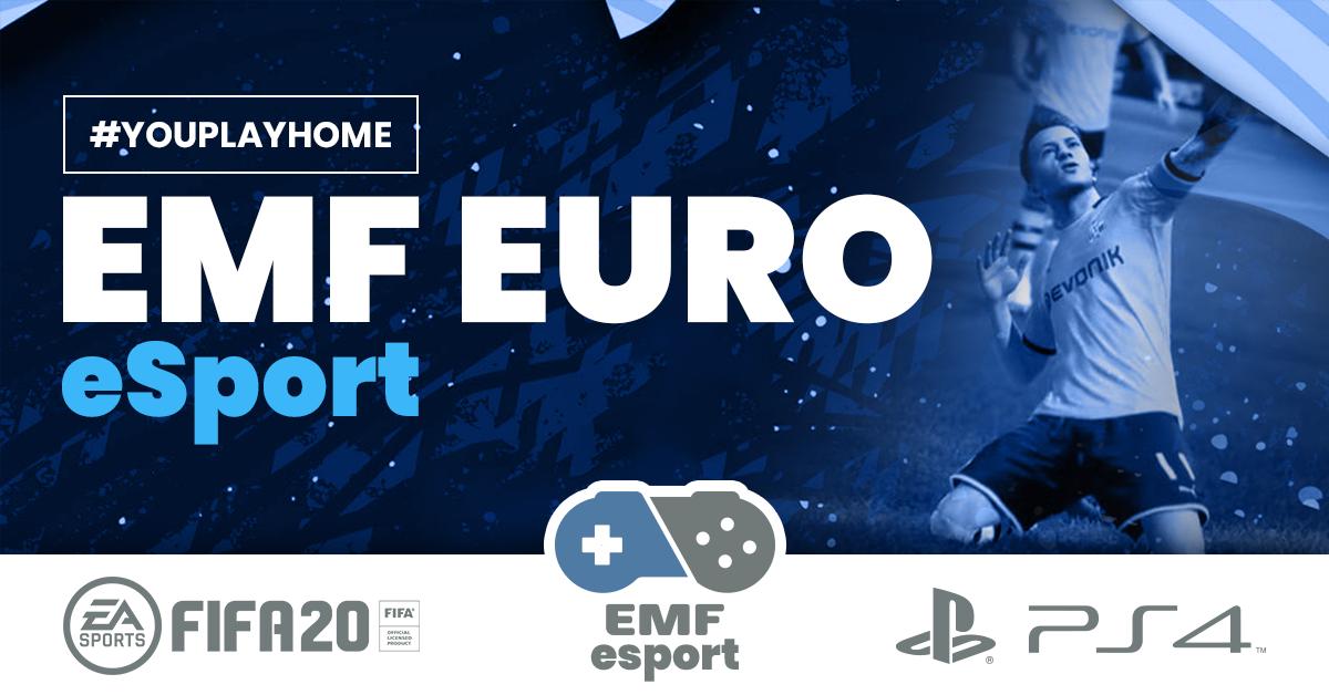EMF organizează eSport EURO în perioada 18-24 mai