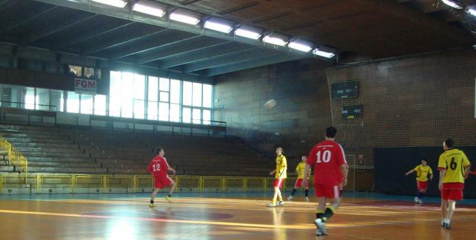 IASI: CUPA DTSJ - Semifinalele si finala au loc la Sala Polivealenta
