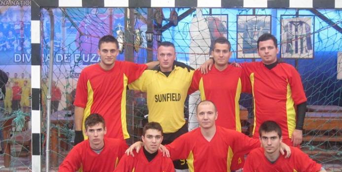 BUZAU - Pasiune pentru fotbal