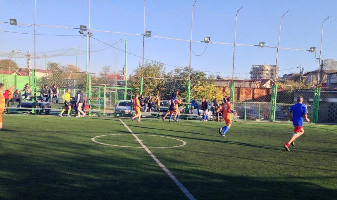 Tulcea - 2014-2015 - Liga a II-a - Etapa 6