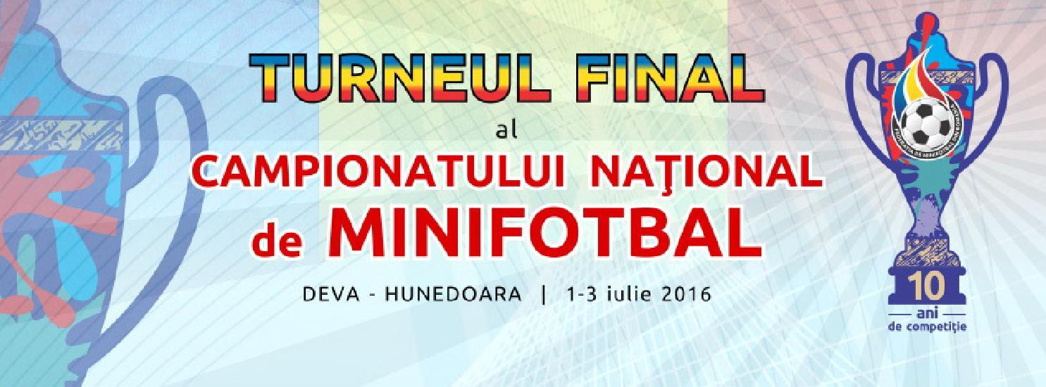 Program Grupe Campionatul National