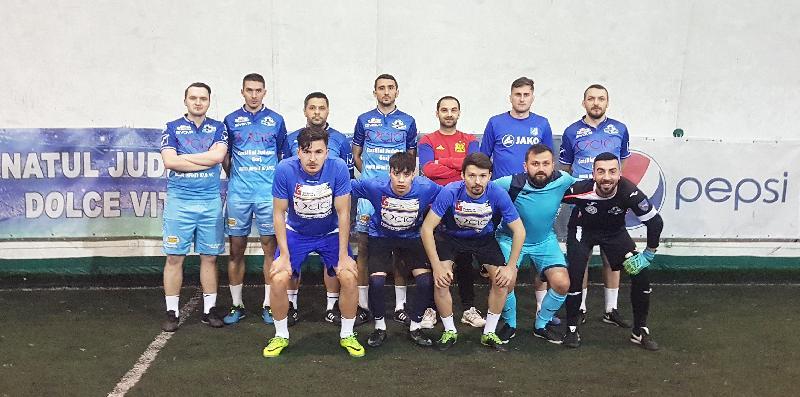 Dream Team câștigă primul derby din Play-off, 5-3 cu ACS Victoria