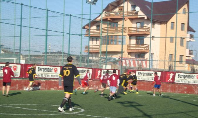 IASI: Primele echipe calificate in sferturile CUPEI DGB HIT si programul ultimelor meciuri