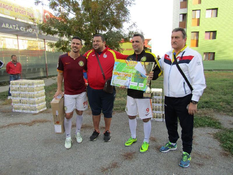 IASI: Old Boys Bucuresti a castigat CUPA MAGIC