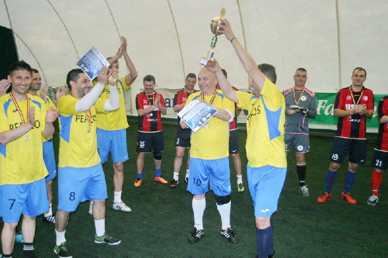 Peppy Dolce Vita a câștigat Cupa Old Boys !