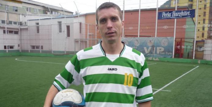 Piatra Neamt, 1.Liga: Catalin Nechita, start lansat spre titlul de golgheter