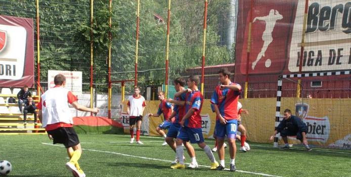 Iaşi: Duminica va avea loc Cupa Unirii la Minifotbal - Editia I