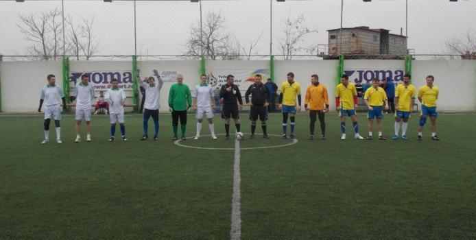 Tulcea - Liga DeHondol - 2012 - 2013 - Etapa 15