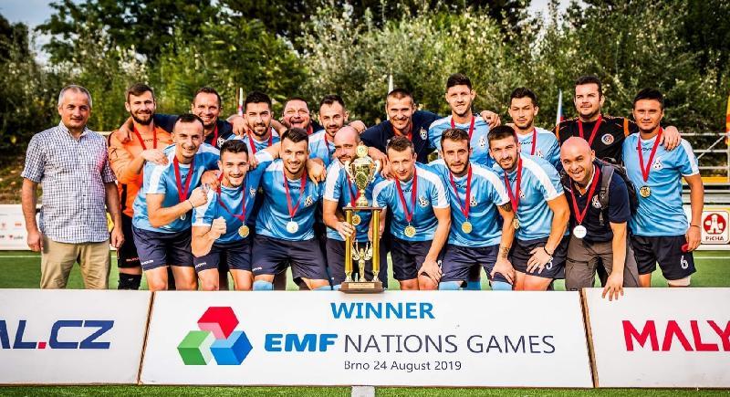 România câștigă Cupa Națiunilor la Brno în Cehia! Australia, venim!