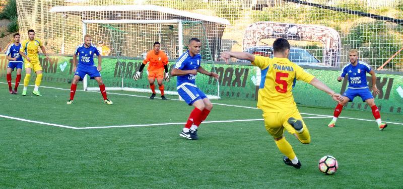 România va disputa două meciuri amicale cu Bulgaria în luna mai