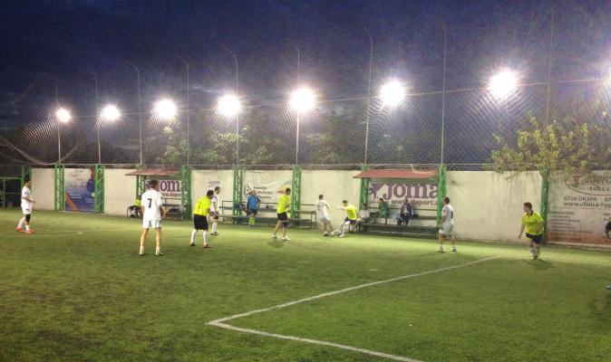 Tulcea - 2014-2015 - Cupa Romaniei - Rezultate Etapa 1