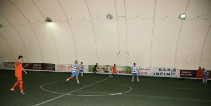 Dolce Vita noul lider al campionatului judetean de fotbal Dolce Vita