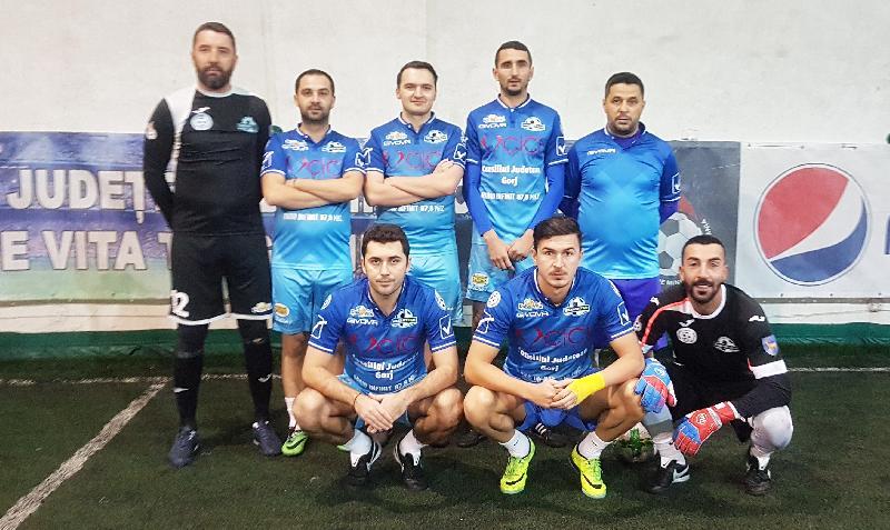 Dream Team învinge ACS Victoria în derby-ul etapei cu numărul 6 din Liga 1