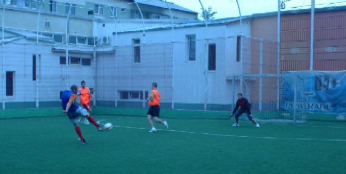 La Piatra Neamt Steaua a batut pe Dinamo