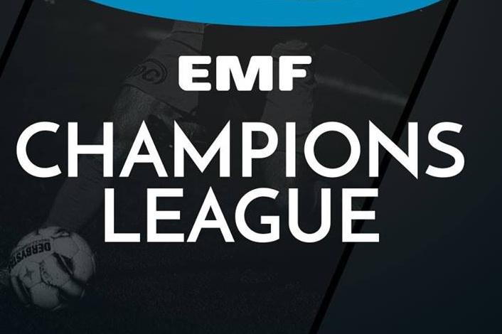 Trei echipe vor reprezenta România la EMF Seniors Champions League