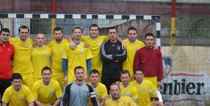 IASI: Nera Computers a castigat Cupa DTSJ la minifotbal