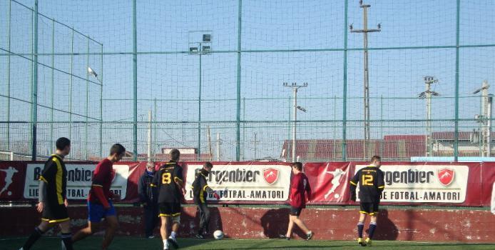IASI: LIGA CAPITOL - Programul meciurilor din week-end