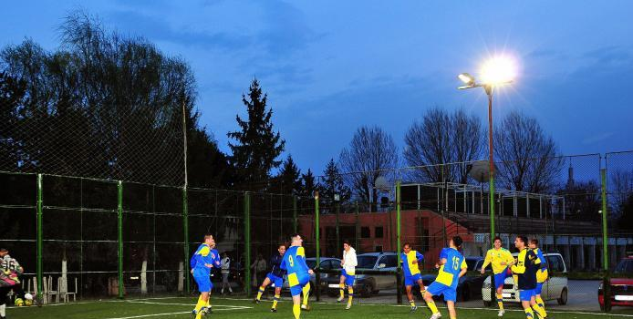 Bucuresti: Liderul ABC United, victorie norocoasa cu Adevarul
