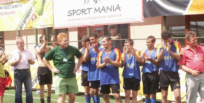 Liga I Salaj - Euro Glia Nusfalau si Simoda Macrogroup se pregatesc pentru confruntarea directa