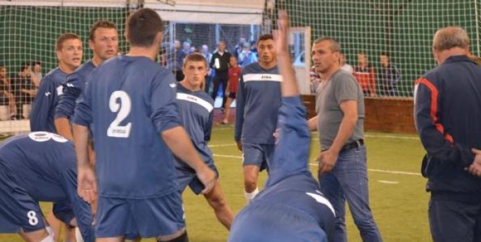 Euro Glia Nusfalau reprezinta Salajul, la turneul final al Campionatului National de minifotbal!