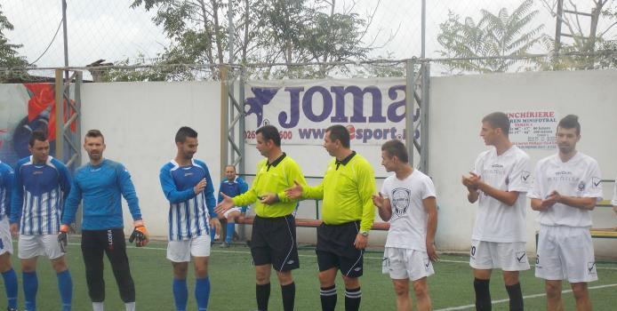 Tulcea - Liga DeHondol - 2012 - 2013 - Etapa 7