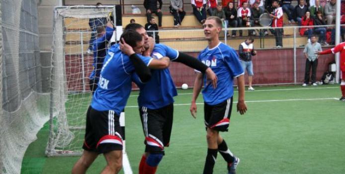 Suceava: Railex ODN, trei victorii si cele mai multe goluri marcate