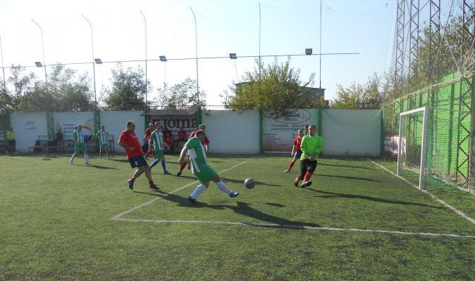 Tulcea - 2014-2015 - Liga a II-a - Etapa 4