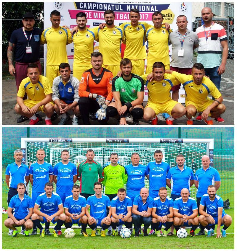 Semifinalele Cupei Romaniei - Salaj