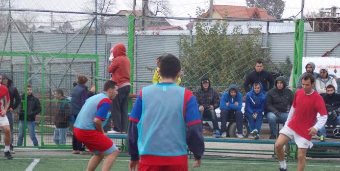 Tulcea - Liga DeHondol - 2012 - 2013 - Etapa 11