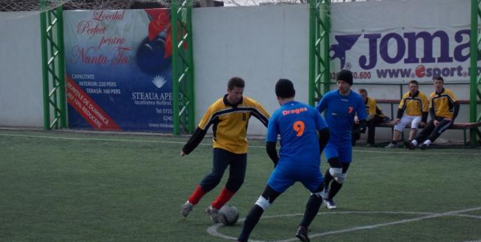 Tulcea - Liga II - 2012 - 2013 - Etapa 19