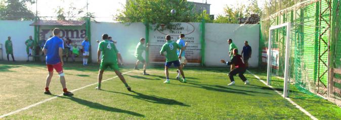 Tulcea - 2014-2015 - Liga a II-a - Etapa 3