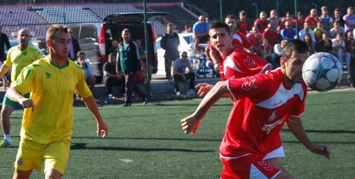 Realsport Deva - Lidere, eliminate din Cupa