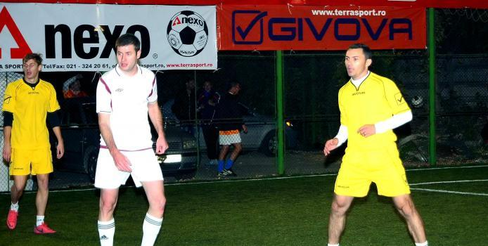 Bucuresti: Fostul rapidist Cornel Buta, un gol la zece minute