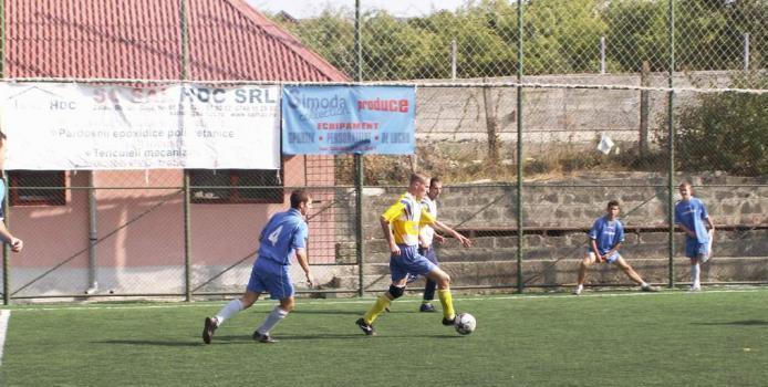 Liga a II-a Salaj: Echipele din comuna Criseni au facut senzatie