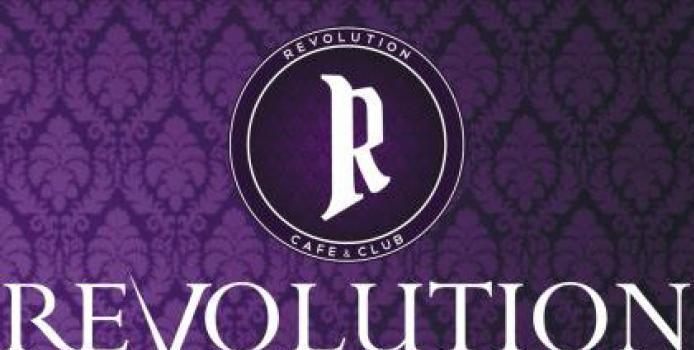 REVOLUTION  CUP