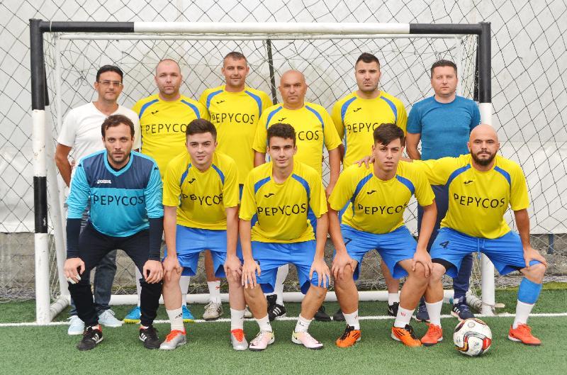Peppy Dolce Vita, cea mai bine clasată echipă din Gorj la Cupa României