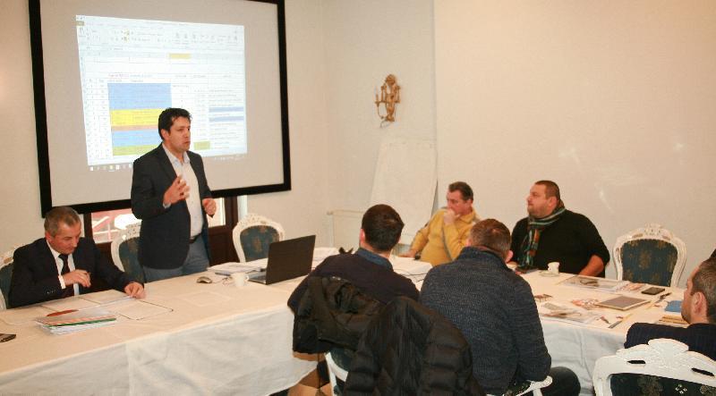 Comunicat - Planul strategic de dezvoltare al minifotbalului românesc