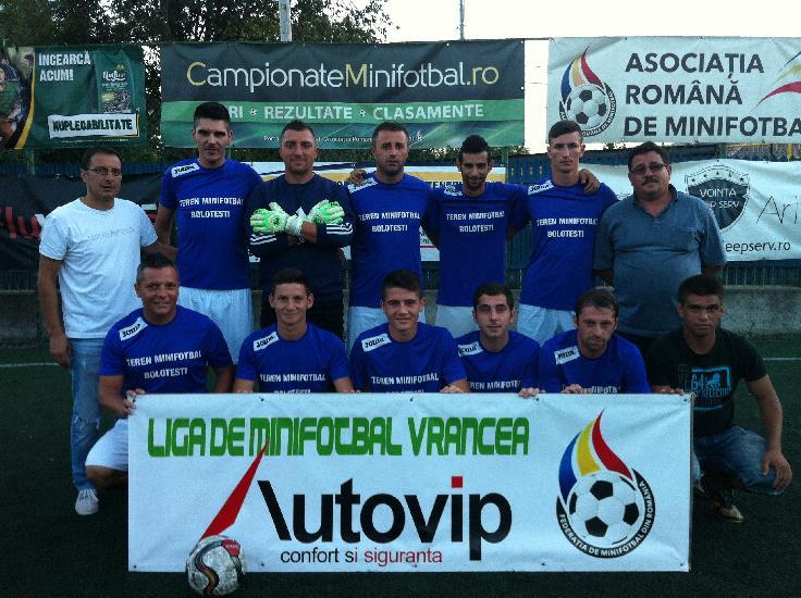 Liga de minifotbal Vrancea AUTOVIP