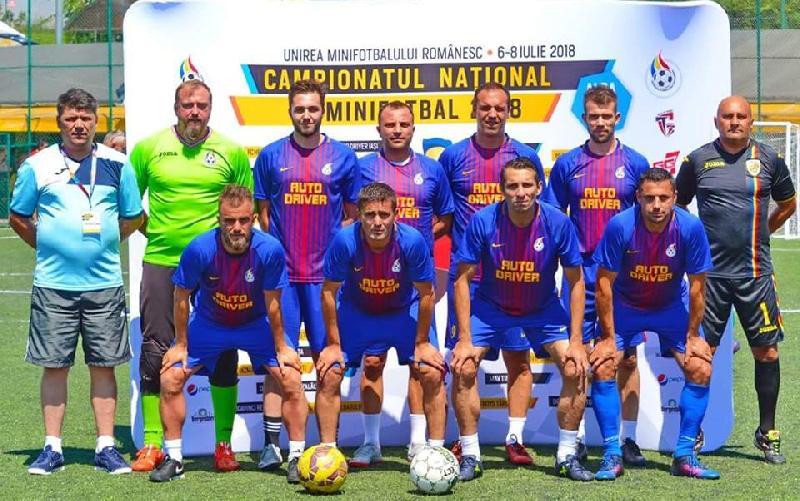 IASI:Campioana Iasului la minifotbal, intre cele mai bune 8 echipe din tara
