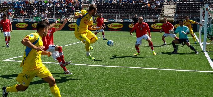 Romania se opreste in optimi la EMF Euro 2016
