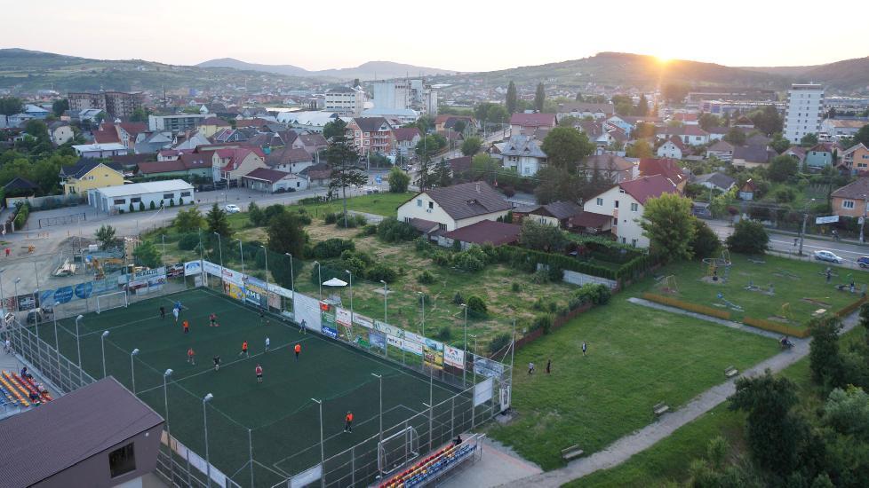 Program si rezultate Optimi Cupa Romaniei Bistrita